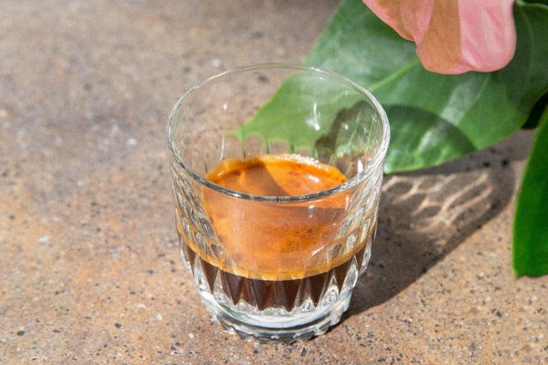 قهوه لاکچری قهونه سنت هلن