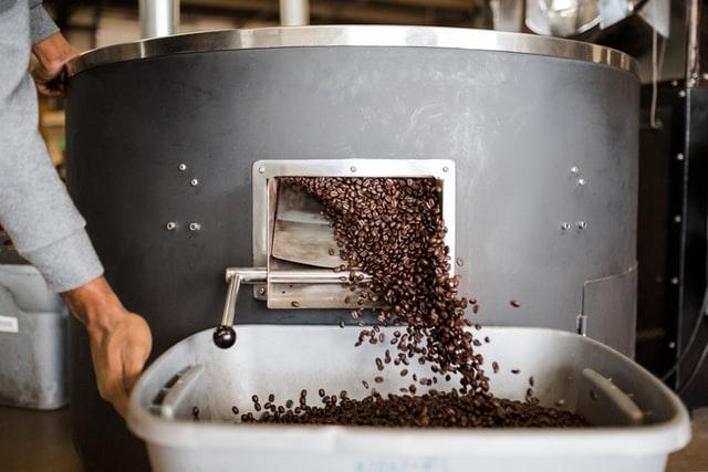 نحوه رست قهوه روبوستا