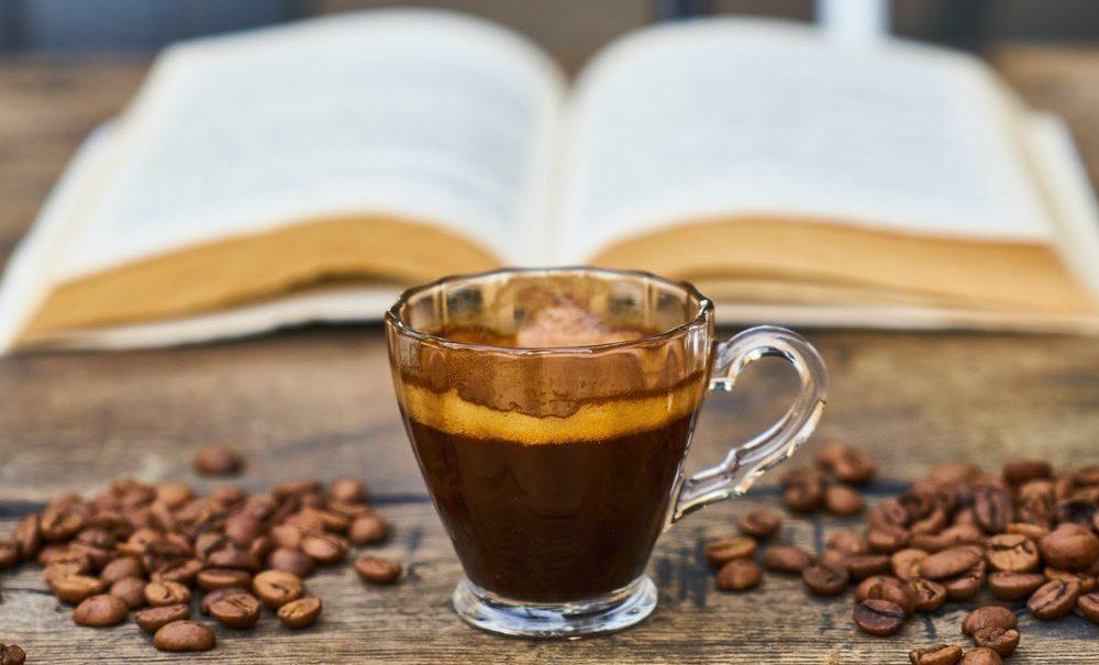 فنجان قهوه اسپرسو