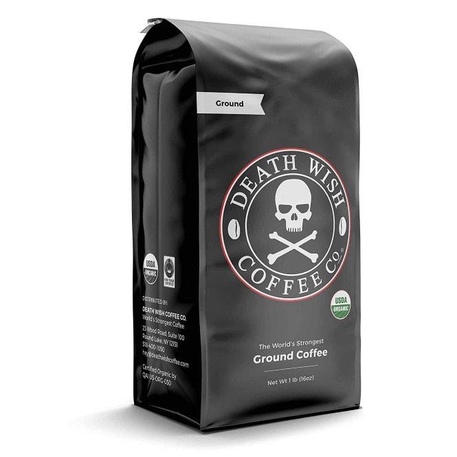 قوی ترین قهوه آرزوی مرگ